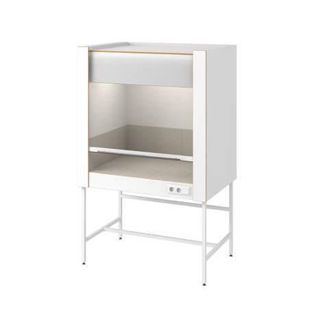 Шкаф вытяжной для муфельных печей СОВЛАБ - 1200 ШВмс