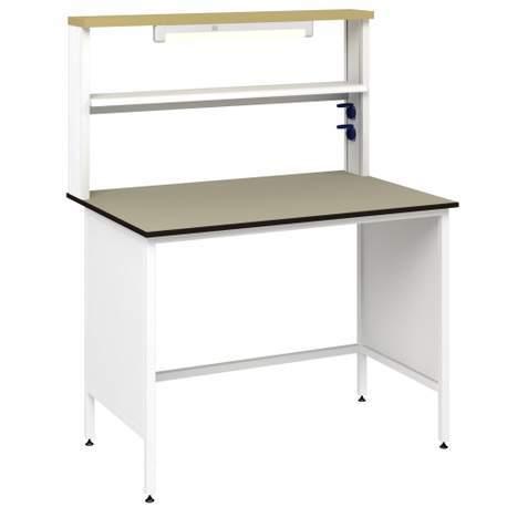 Стол пристенный физический СОВЛАБ 1200 ПФLg