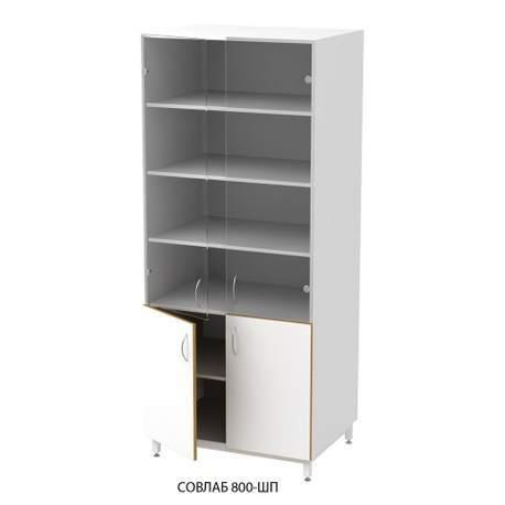 Шкафы для хранения лабораторной посуды