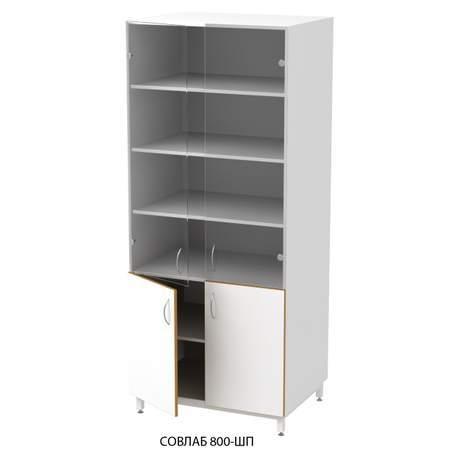 Шкаф для лабораторной посуды СОВЛАБ 800 ШП
