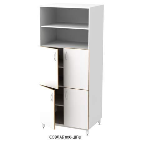 Шкаф для приборов СОВЛАБ 800 ШПр