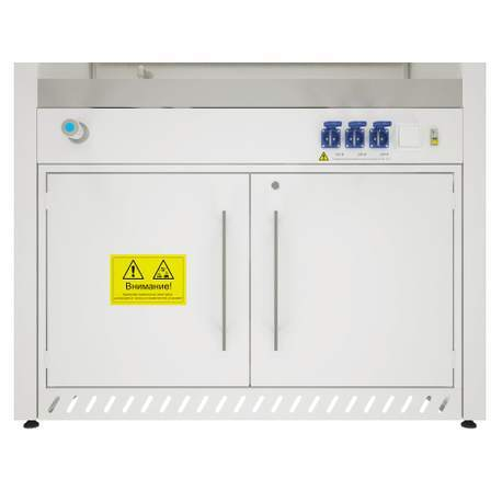 Химические вытяжные шкафы ECO