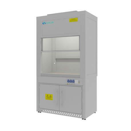 Шкаф вытяжной для выпаривания кислот Моd. -1200 ШВКС