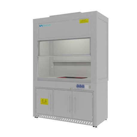 Шкаф вытяжной с встроенной нагревающей поверхностью Моd. -1500 ШВНП