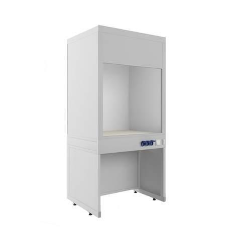 Шкаф вытяжной для муфельных печей Моd. -1200 ШВМп