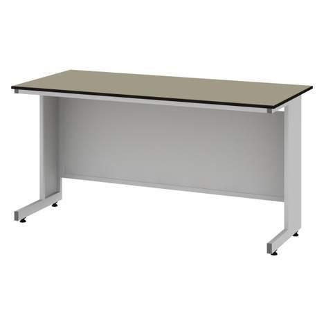 Стол пристенный лабораторный высокий Mod. -1800 СПLg в