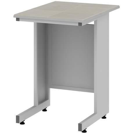 Стол пристенный лабораторный высокий Mod. -600 СПКп в