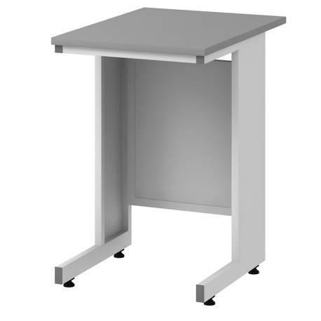Стол пристенный лабораторный высокий Mod. -600 СПDr в