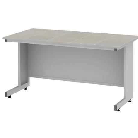 Стол пристенный лабораторный низкий Mod. -1500 СПКп н