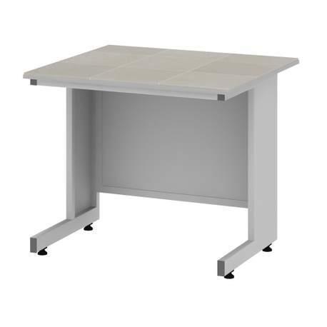 Стол пристенный лабораторный низкий Mod. -900 СПКп н