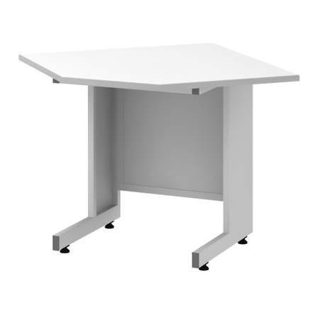 Стол угловой лабораторный низкий Mod. -900х600-900х600 СЛУЛ н