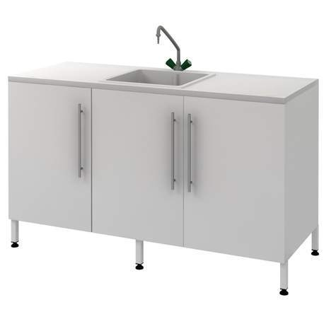 Стол-мойка Mod. - 1500 МПЛ