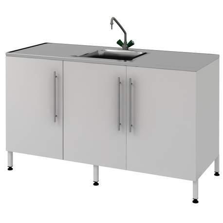Стол-мойка Mod. - 1500/300 НЖ