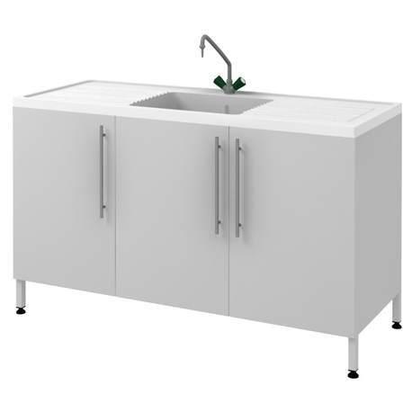 Стол-мойка Mod. - 1500 МПП