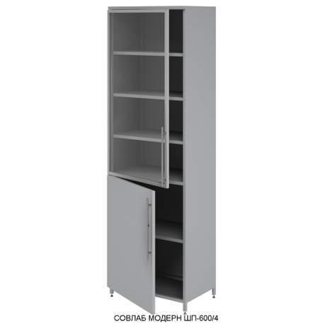 Шкаф для хранения лабораторной посуды/приборов Mod. - ШП-600/4