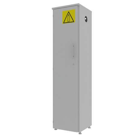 Шкаф для хранения газового баллона (40 л) Mod. - ШГ-400