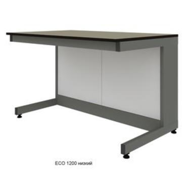Стол пристенный Есо, низкий, Labgrade