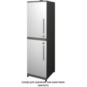 Шкафы для хранения хим.реактивов Eco (металл)