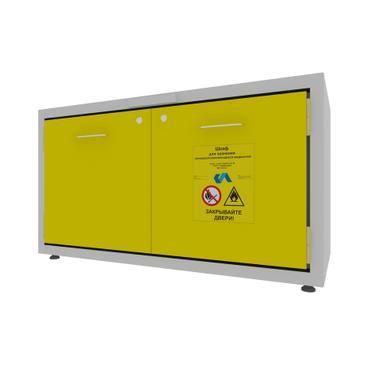 Шкаф для хранения Ш-ЛВЖ-1100