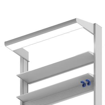 Светильник для пристенного стола Mod.- 1200 СП-Led