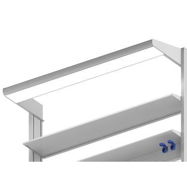 Светильник для пристенного стола Mod.- 1500 СП-Led