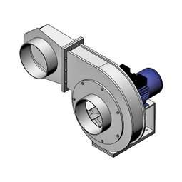 Вентилятор Кислотостойкий 200 мм