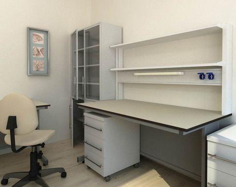 Серия лабораторной мебели MODERN
