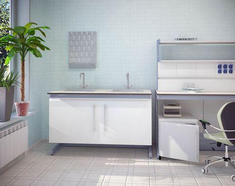 Серия лабораторной мебели ECO