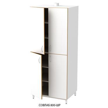 Шкаф для химических реактивов СОВЛАБ 800 ШР
