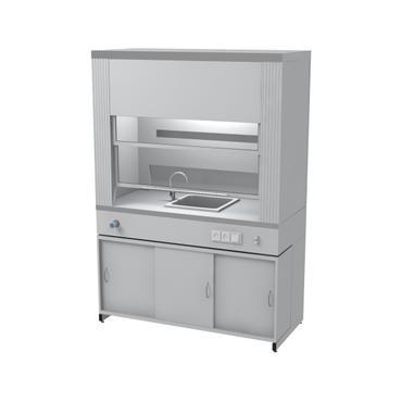 Шкаф вытяжной для мытья посуды Моd. -1500 ШВП