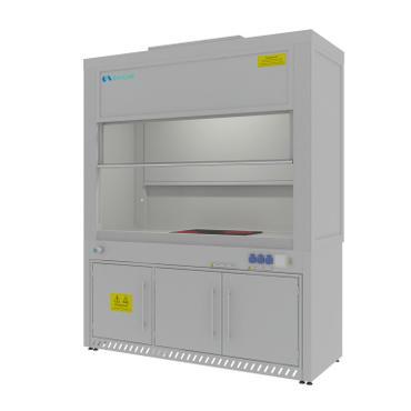 Шкаф вытяжной с встроенной нагревающей поверхностью Моd. -1800 ШВНП