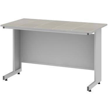 Стол пристенный лабораторный высокий Mod. -1500 СПКп в