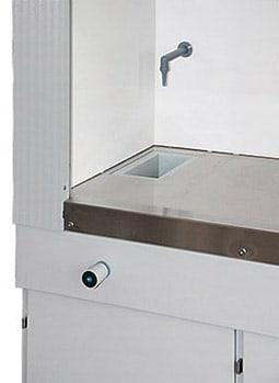 Дополнительная комплектация вытяжного шкафа ECO