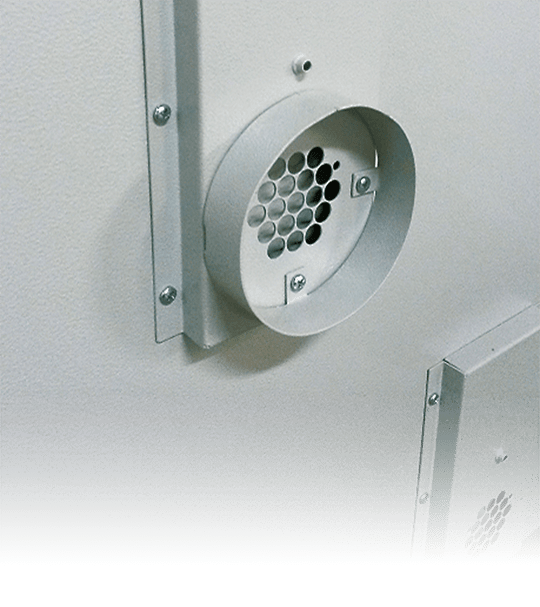 Система внутренней не форсированной вентиляции