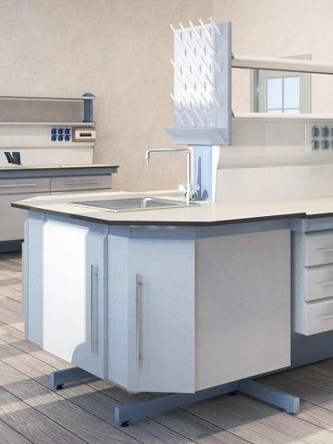 Лабораторная мебель серии ECO
