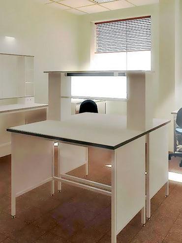 Серия лабораторной мебель SOVLAB