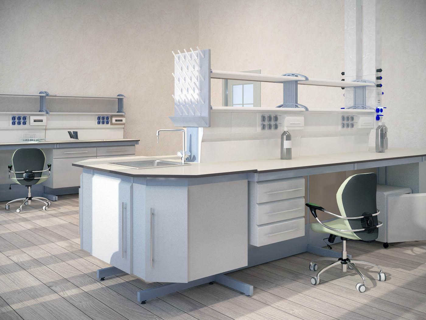 Мебель для лаборатории в картинках